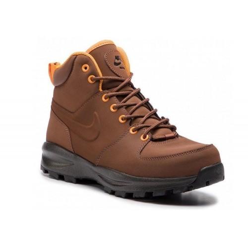 Оригинальные ботинки Nike Manoa Leather