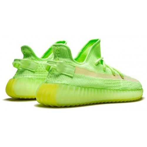 Кроссовки Adidas Yeezy Boost 350 V2 'Glow'
