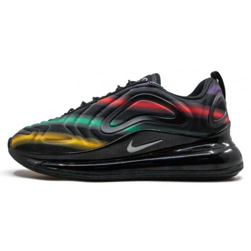 "Мужские кроссовки Nike Air Max 720 ""Neon Black"""