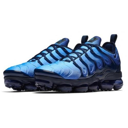 "Кроссовки Nike Air VaporMax Plus ""Hyper Blue"""