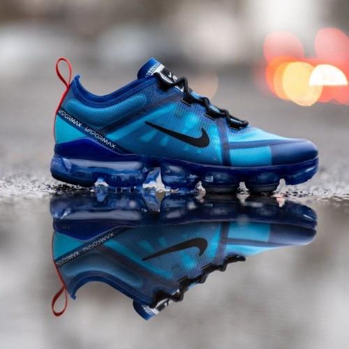 Мужские кроссовки Nike Air VaporMax 2019 'Indigo Force'