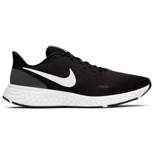 Оригинальные кроссовки для бега Nike Revolution 5 Black