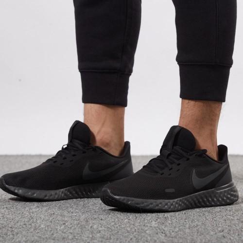 Оригинальные кроссовки Nike Revolution 5-black