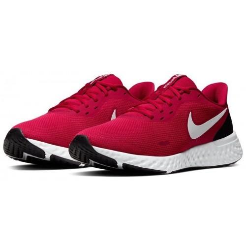 Оригинальные кроссовки Nike Revolution 5 Red