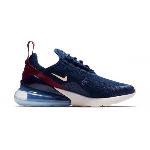 "Женские кроссовки Nike W Air Max 270 ""Blue Void"""